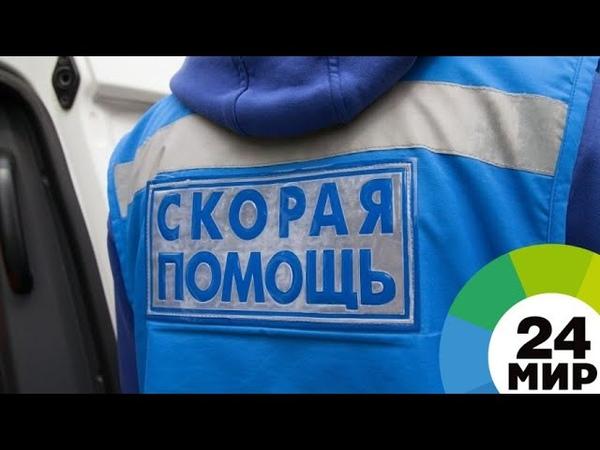 Ураган в Петербурге состояние раненой девочки подростка тяжелое МИР 24