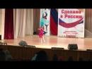 ORIENTAL DANCE Безрук Дарья - шааби 2017
