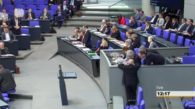 Warum stets gegen Russland- – Befragung von Heiko Maas zur Rüstungskontrolle 2018