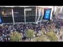 Protesters block NBA arena over fatal Sacramento police shooting