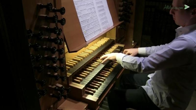 А. Вивальди - Времена года: Зима (орган)
