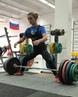 """Russian Powerlifter 57kg 🇷🇺 on Instagram: """"Держите ✌🏼😈 пауэрлифтинг фпр powerlifting ipf deadlift all_fort_lift❤️"""""""