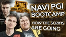 NAVI PGI Bootcamp: How the Scrims are going