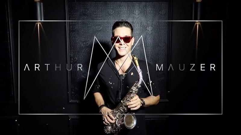 24K Magic Bruno Mars Sax Cover Arthur Mauzer