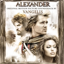Vangelis альбом Titans from Alexander (Original Motion Picture Soundtrack)