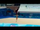Алина Ермолова - булавы финал Первенство России 2015