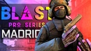 CS:GO - Blast Pro Series MADRID (Fragmovie) BEST PLAYS