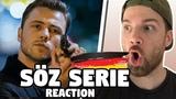 DEUTSCHE reagieren auf SÖZ (Türkische Serie)
