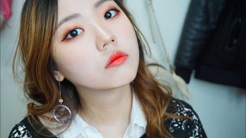 ♡Корейский макияжИдеальный макияж для свидания♡