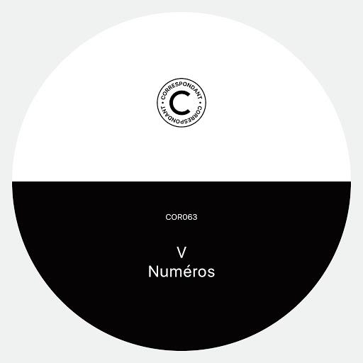 V альбом Numéros