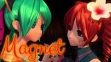 1080p Miku Teto Full Magnet Project DIVA Future Tone PS4