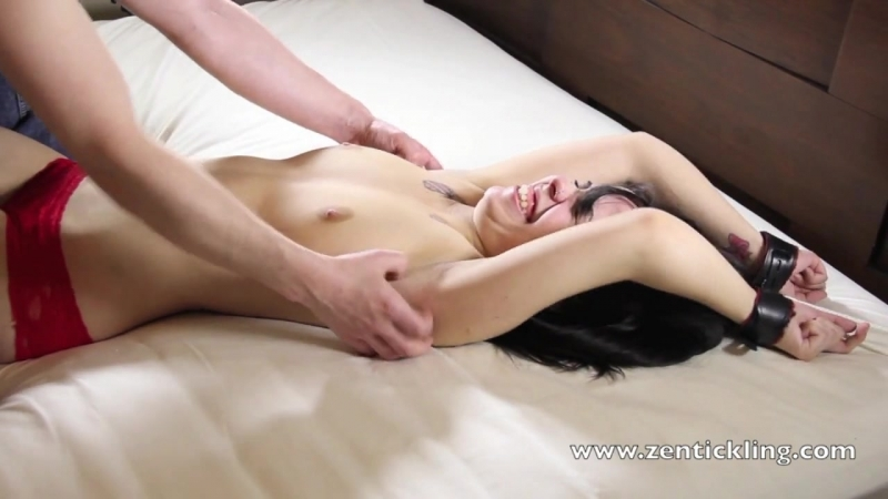 Nova Stretched And Navel Tickled