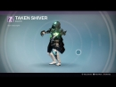 Destiny 20180912 TAKEN HUNTER vers42 dance Taken Shiver
