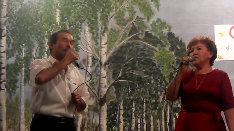 Сауда Ягудина и Гайзулла Баймухаметов