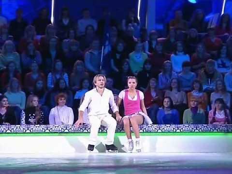 Ксения Алферова и Повилас Ванагас