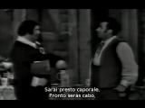 Carlo Begonzi - Giuseppe Taddei - La donna e un animale de L'Elisir D'Amore de Donizetti (subt
