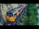 Крайне опасные железнодорожные проезды
