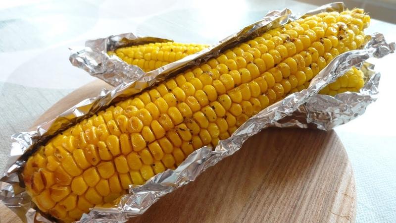 Кукуруза в духовке/Просто объедение!/Corn in the oven