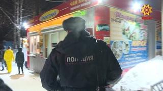 В Чебоксарах продают алкоголь несовершеннолетним, без лицензии и чеков.