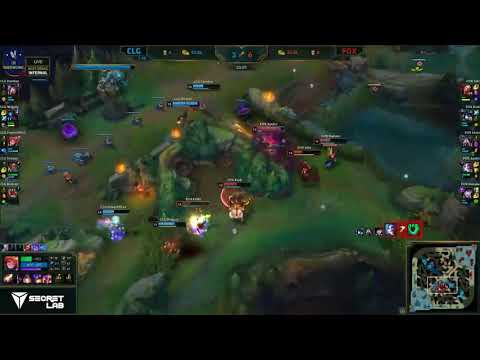 CLG vs FOX Highlights LCS Spring 2019 Week 9 Day 2 Counter Logic Gaming vs FlyQuest