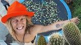ЭКСПЕРИМЕНТ С БАТУТОМ И КАКТУСАМИ!! (Cactus Trampoline Experiment!!)