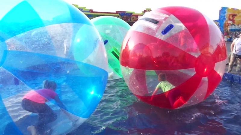 Витёк в шарике