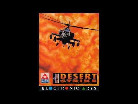 Old School {Amiga} Desert Strike Return To The Gulf ! FULL OST SOUNDTRACK