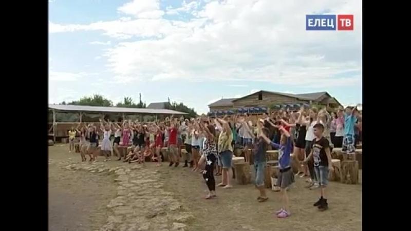 Свой новый спектакль театр-студия «Эпизод» представил в Детском археологическом лагере «Аргамач»
