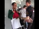 Когда мексиканцы приехали в Россию