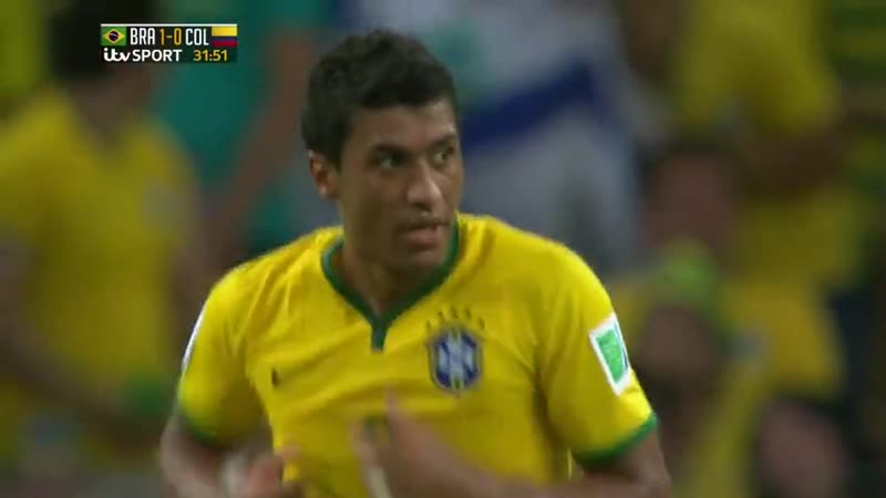2014 FIFA World Cup - Game 58 - Quarter-finals 2 - Brazil vs Colombia (4 July 2014)