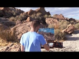 Plein Air Desert Landscape Paint with Kevin