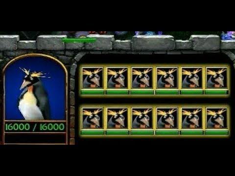 Warcraft 3: CHF: FTD Mode: vs Computer