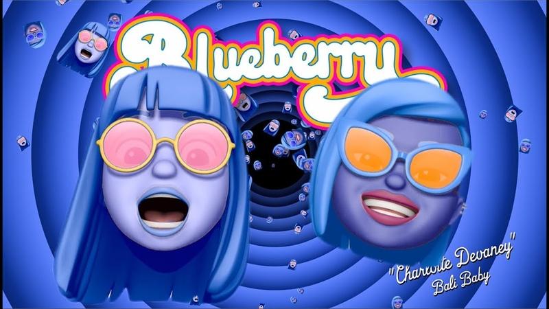 Charlotte Devaney, Bali Baby - Blueberry (Animoji Video)