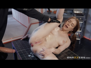 Anna de ville (anal probe experiments: britain)[2018, anal,big naturals,blowjob pov,creampie,deep throat,natural tits, hd 1080p]