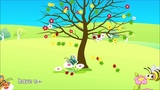 The Leaves On The Tree Are Falling Down - Songs For Kids
