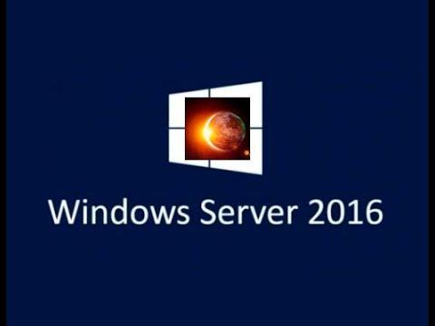 Создание и удаление учётной записи, восстановление из корзины - Windows server 2016