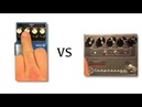 Boss CS3 vs Keeley Compressor Pro