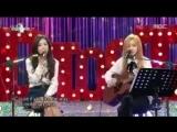 110117 Jisoo &amp Rose - Love Yourself Radio Star (240p).mp4