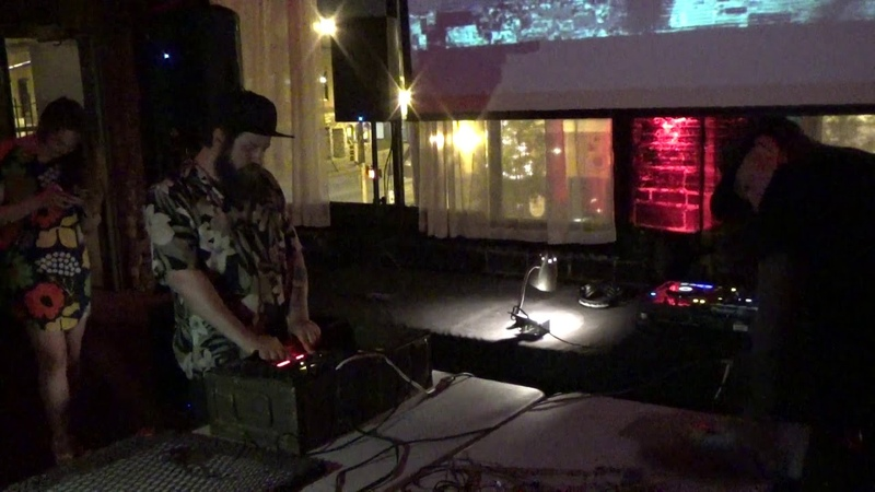 PAIN APPARATUS live at the Loring MPLS MN 2018