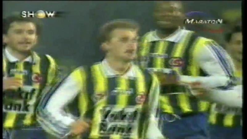 [1997.02.05] Fenerbahçe - Beşiktaş 2-2 (Kupa Çeyrek Final İlk Maç)
