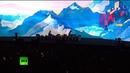 IV международный Восточный Экономический Форум открылся показом картин Н.К. Рериха