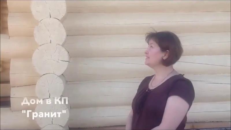 Компания Изба. Отзыв о строительстве сруба в Ленинградской области