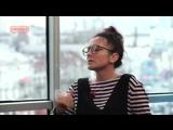 Интервью с Олесей Яскевич