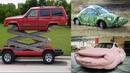 Xe ô tô kỳ lạ - Weirdest cars (Most Unusual Cars)