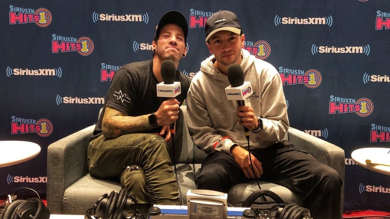 Twenty one pilots: Interview with SiriusXM