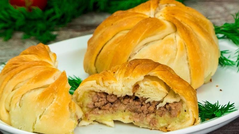 Самса с мясом - подробный рецепт! Невозможно остаться равнодушным в этому блюду! | Appetitno.TV