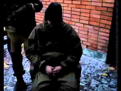 Допрос пленного диверсанта ВСУ. Новороссия новости.