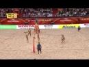 Упорный розыгрыш в матче бразильянок
