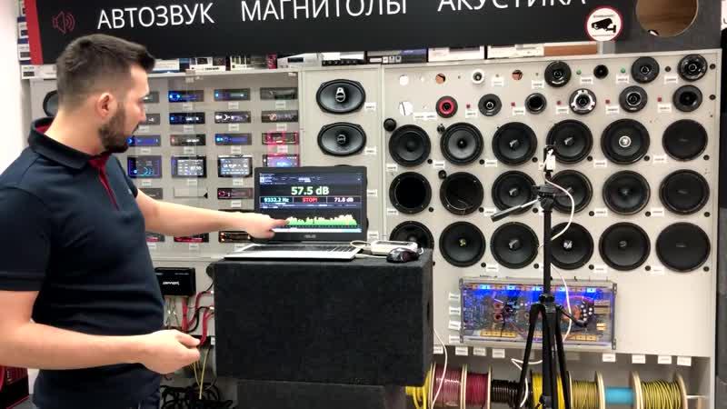 [Car Audio] Apocalypse AP-M60A V2 Arnold против 4-х Ural TT 165