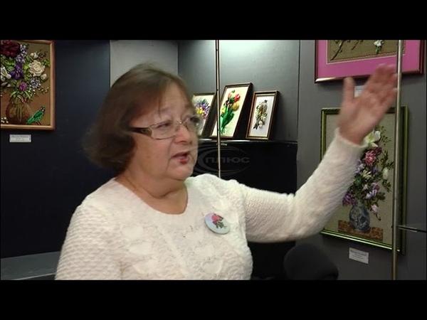 У Краєзнавчому музеї проходить виставка вишиванок